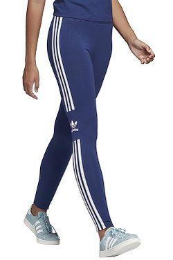 b9ffd761db legíny adidas Originals Trefoil Tight - Dark Blue ...