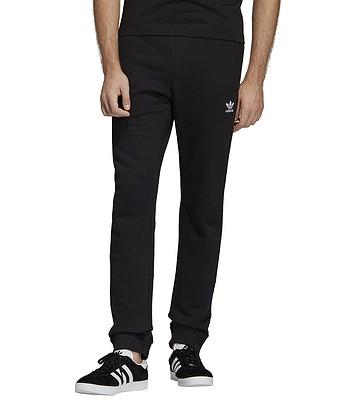 tepláky adidas Originals Trefoil - Black - snowboard-online.sk cee73d69335