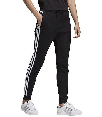 tepláky adidas Originals Regular Cuffed - Black - snowboard-online.sk d093324bef