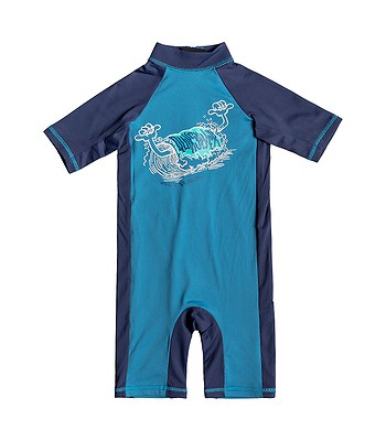 plavky Quiksilver Spring - BTE0 Medieval Blue  525f84c4b4