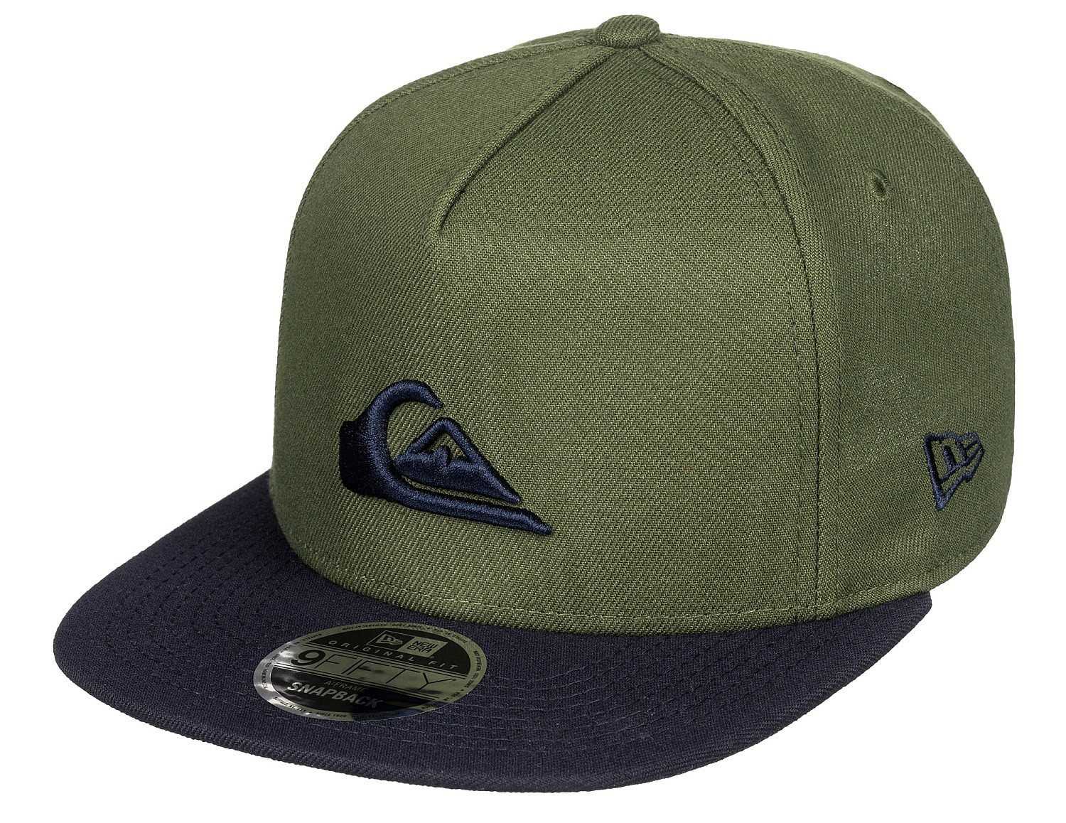 4027d70f4a3f61 ... promo code for cap quiksilver stuckles snap new era 9fi aframe snapback  cqy0 thyme mens ae169