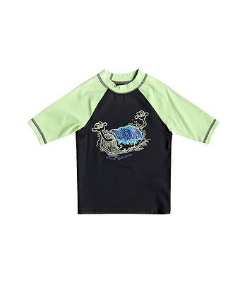8bf7ccbf6de5c tričko Quiksilver Bubble Dreams - GFT0/Jade Lime | blackcomb.sk
