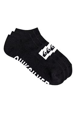 socks Quiksilver Ankle 3 Pack - KVJ0/Black - men´s