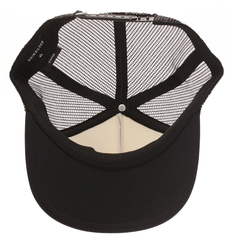 Quiksilver Mens Bright Learnings Trucker Hat