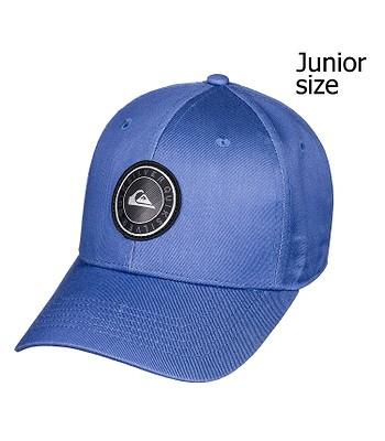 dětská kšiltovka Quiksilver Decades Plus Snapback Youth - BNG0 Bijou Blue  da8b2c9ebe