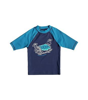 tričko Quiksilver Bubble Dreams - BTE0 Medieval Blue  1999bcbbd5