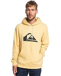 mikina Quiksilver Big Logo Hood - YHPH Rattan Heather 5cd0920a7e6