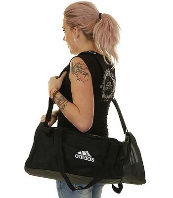 782a4f082 bag adidas Performance Convertible 3 Stripes Duffel M - Black/Black/White