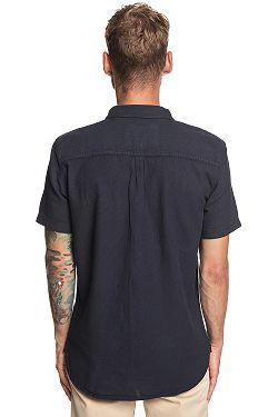 e5fe9d77b6 ... košeľa Quiksilver Time Box - KVJ0 Black