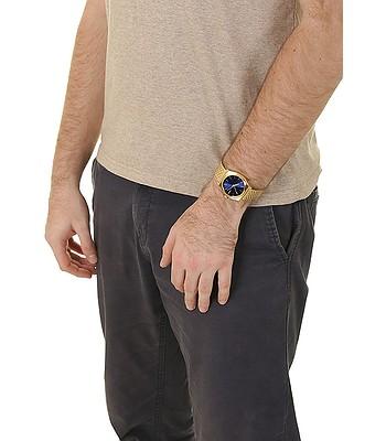 hodinky Nixon Time Teller - All Gold Blue Sunray  c2e7cae376f