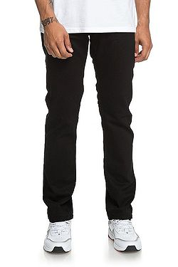 f160d5838 jeans DC Worker Straight Stretch Black Rinse - KVJW/Black Rinse