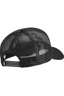 ... šiltovka adidas Originals Aframe Trefoil Trucker - Black Black 7ef3a2f709f