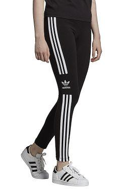 bbc96605f9 legíny adidas Originals Trefoil Tight - Black ...