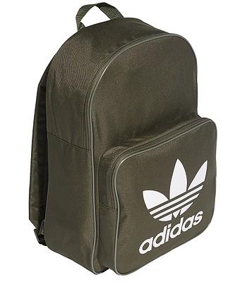 backpack adidas Originals Classic Trefoil - Night Cargo - snowboard ... a46b22681b