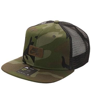kšiltovka Nike SB Pro Trucker - 222 Medium Olive  292022ac54