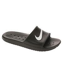 topánky Nike Kawa Shower - Black White 0b1c7654401
