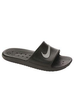 topánky Nike Kawa Shower - Black Metallic Silver 66a19d06a15