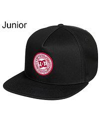 dětská kšiltovka DC Reynotts Youth - KVJ0 Black 693d8dcd4674