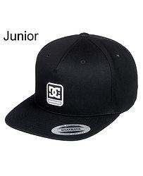 dětská kšiltovka DC Snapdragger Youth - KVJ0 Black 1e4483fbbf4c