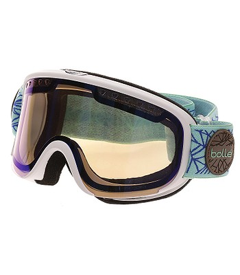 okuliare Bollé Scarlett - Matte White   Blue Diamond NXT Modulator Vermillon  - snowboard-online.sk 7fbcfb41082