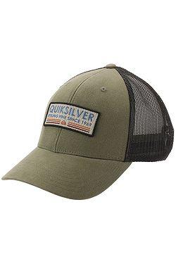 kšiltovka Quiksilver Rig Tender Trucker - CQY0 Thyme ... c8e191d664