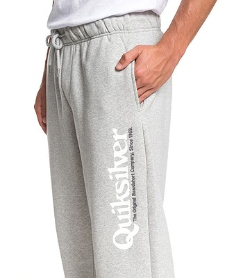 tepláky Quiksilver Trackpant Screen - SJSH Light Gray Heather - snowboard -online.sk 149bc8c406a