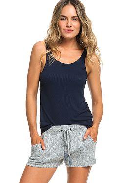 šortky Roxy Forbidden Summer - BMKH Blue Mirage Heather 9879b9a1a9