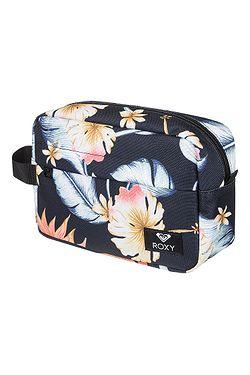 dbbc1b78d3 kosmetická taška Roxy Beautifully - KVJ6 Anthracite Tropical Love S