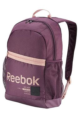 batoh Reebok Performance Style Foundation Active - Urban Violet ... a9ee68421e