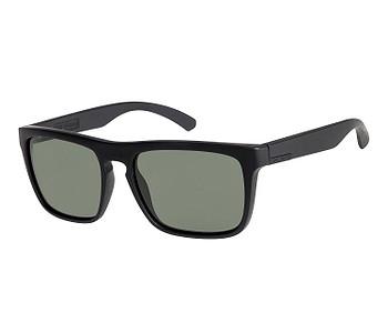 brýle Quiksilver The Ferris Premium - XMKM/Matte Black/Mineral Glass Green Polarized