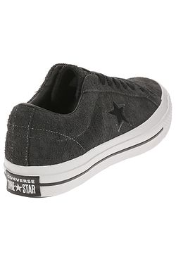 ... topánky Converse One Star OX - 163247 Almost Black Black White cecaafabcf6