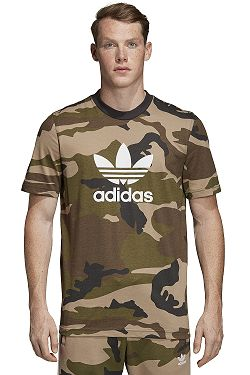 137daa15f39 tričko adidas Originals Camo - Multicolor Utility Black ...