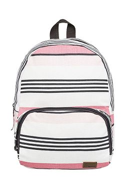 97c82dad14 batoh Roxy Allways Core Canvas - WBT5 Marshmallow Day Break Stripe
