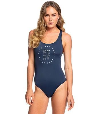 5d66016ccf plavky Roxy Fitness Basic One Piece - BTK0 Dress Blues