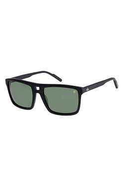 okuliare Quiksilver Brigade - XKKG Matte Black Glass Polarized Green 847701ec307