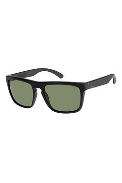e4ce647a2 okuliare Quiksilver The Ferris Polarized - XKGG/Matte Black/Green Polarized  ...