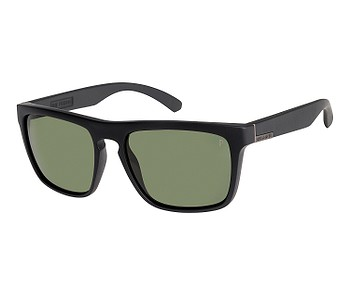 brýle Quiksilver The Ferris Polarized - XKGG/Matte Black/Green Polarized