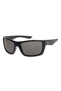 okuliare Quiksilver Hideout - XKSK Shiny Black Gray 9a2c16ac8ac