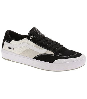 boty Vans Berle Pro - Black White  26de79d575