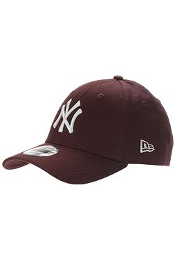c824e810c šiltovka New Era 9FO League Essential MLB New York Yankees - Maroon ...