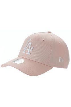 kšiltovka New Era 9FO League Essential MLB Los Angeles Dodgers - Pink White e565081604