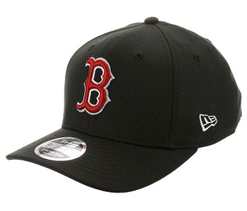 kšiltovka New Era 9FI Stretch Snapback MLB Boston Red Sox - Black/Official Team Color