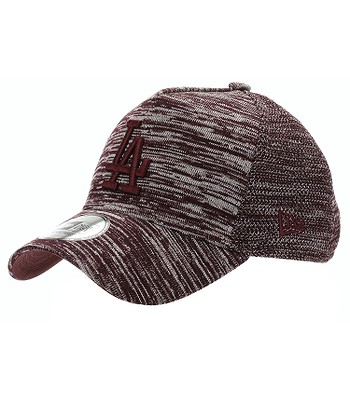 cap New Era 9FO Engineered Fit Aframe MLB Los Angeles Dodgers -  Maroon White - men´s - snowboard-online.eu 8c908934bf92