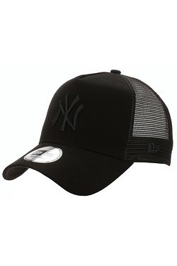 117c6c4ad šiltovka New Era 9FO AF Jersey Ess.Trucker MLB New York Yankees - Black/ ...