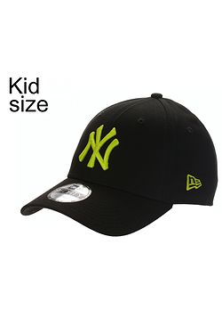 b8e1aa86bad detská šiltovka New Era 9FO League Essential MLB New York Yankees Child -  Hot Red