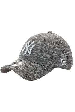 kšiltovka New Era 9FO Engineered Fit MLB New York Yankees - Graphite Gray White  ... 5a92607b23