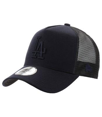 8f7db88f cap New Era 9FO AF Jersey Ess.Trucker MLB Los Angeles Dodgers - Navy/Navy -  men´s - snowboard-online.eu