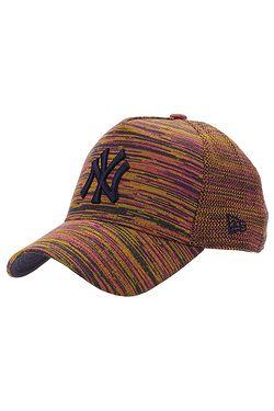 0625bec6255 kšiltovka New Era 9FO Engineered Fit Aframe MLB New York Yankees - Light  Navy Bright ...
