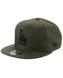 šiltovka New Era 9FI League Essential MLB Los Angeles Dodgers - New Olive  Black bdb5ea3be3