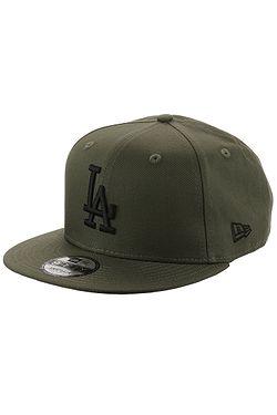 b7ab0015500 šiltovka New Era 9FI League Essential MLB Los Angeles Dodgers - New  Olive Black